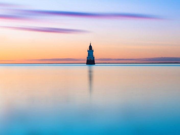Plover Scar Lighthouse