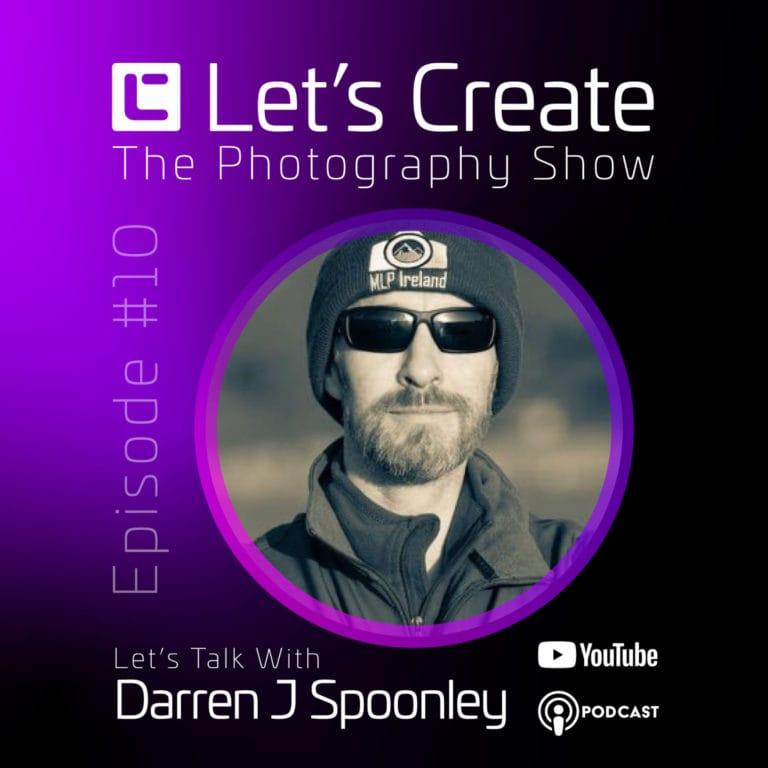 Let's Talk with Darren J Spoonley